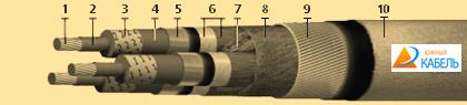 кабель ОСК, купить кабель силовой ОСК, цена на силовой кабель ОСК, кабель ОСК характеристики