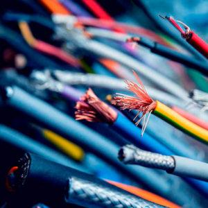 кабелей 21 AWG